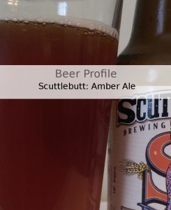 Beer Profile: Scuttlebutt Amber Ale