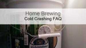 Cold Crashing FAQ – Home Brewing